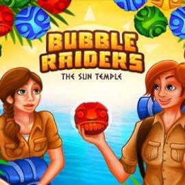 bubbla raiders sun temple