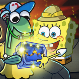 Spongebob Rock Collector | Minecraft games | Action