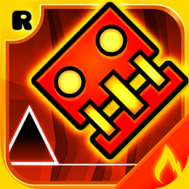 Geometry Dash Meltdown | Arcade games | Classic &