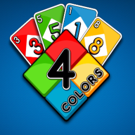 Uno Four Colors Play Free Online Games At Joyland