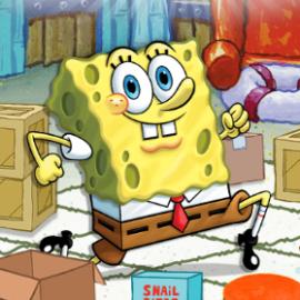 Spongebob Puzzlepants | Classic Puzzles | Cartoon games