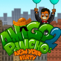 Amigo Pancho in New York Party