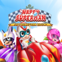Happy Superman Transform Racing