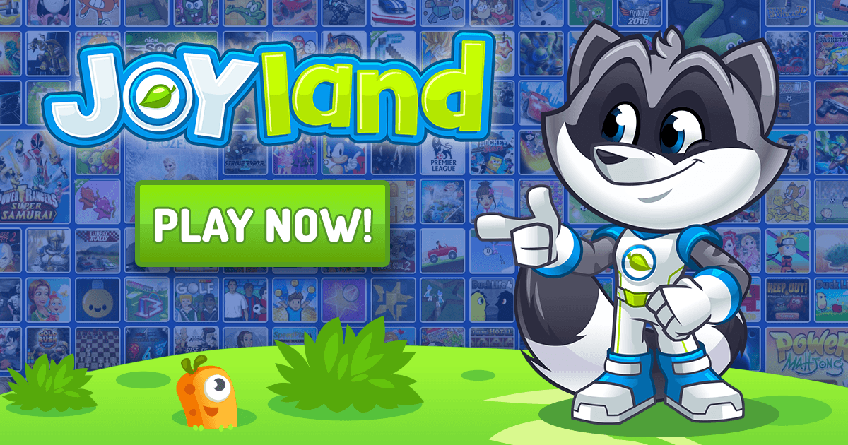 Joyland Play And Joy Free Games Online